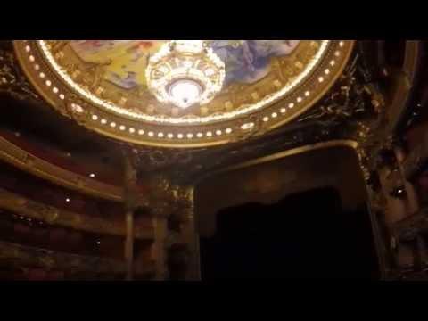 Paris - Cenas de Palais Garnier - The Auditorium -  Opéra National de Paris -