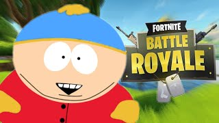 PLAYING FORTNITE AS ERIC CARTMAN