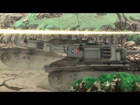 AMV (patriotic about France) Girls und Panzer (BC Freedom), Izetta, Girls' Last Tour etc.