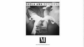 Shola Ama - Boyfriend
