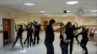Бельгийский танец МГЕР Вологда