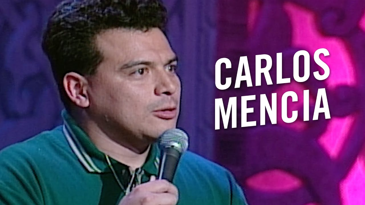 carlos mencia stand up