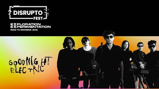 Goodnight Electric Live on Disrupto Fest 2020