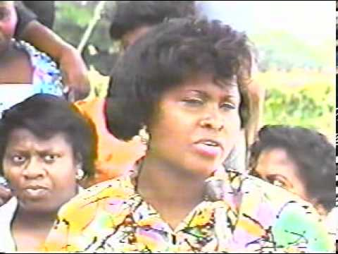Jamaica Broadcasting Corporation 1994-1995 Sonia Chin Reporter