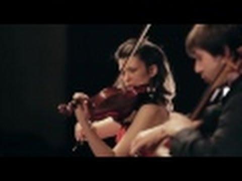 Quartet Gerhard · Maurice Ravel · String Quartet in F - Très lent (3/4)