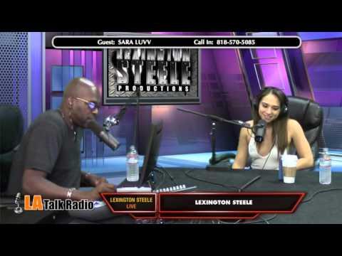 LA Talk Radio: Lexington Steele Live 10-26-15
