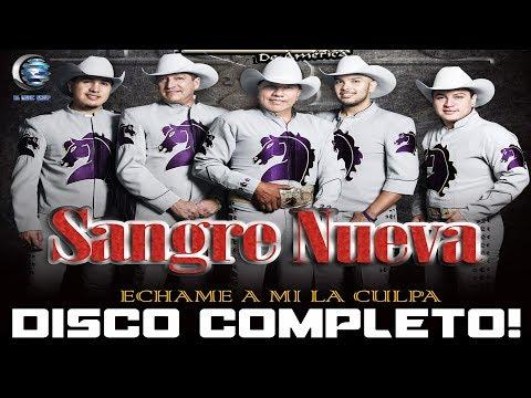 Bronco El Gigante De America - Sangre Nueva - Disco Completo