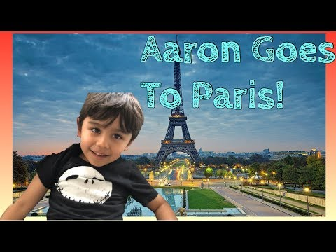 Aaron Goes To Paris, To Ale Happy Birthday
