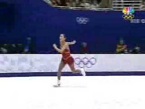 Michelle Kwan 2002 Olympic Long Program