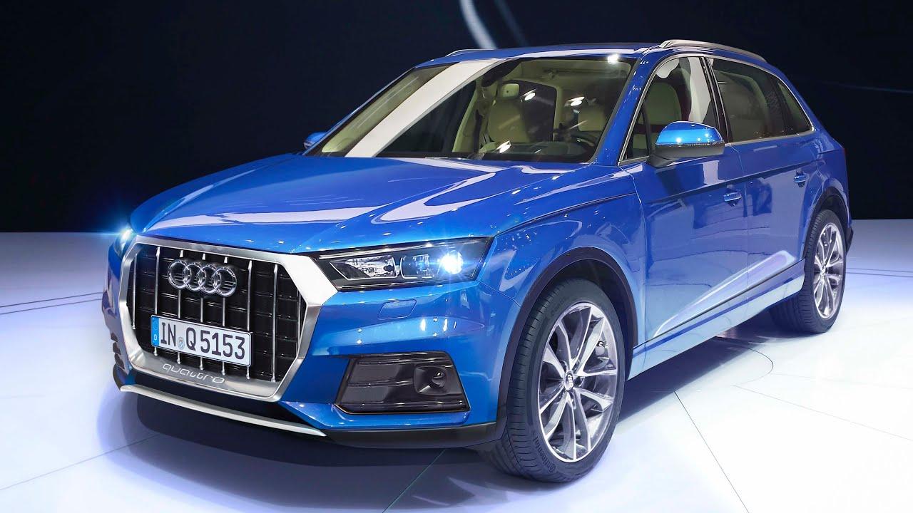 Audi Neuauflage Des Suv Bestsellers Youtube