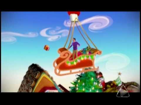 Así Llegó La Navidad A Telefutura Youtube