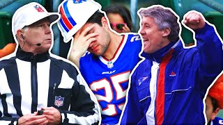 Never Forget One of the WORST Moments in Buffalo Bills HISTORY