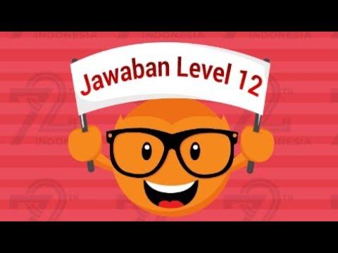 Jawaban Tebak Gambar Level 12 Youtube