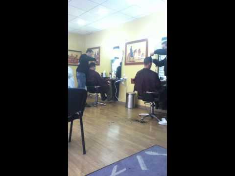 Barber shop - Rive Gauche, Rouen France