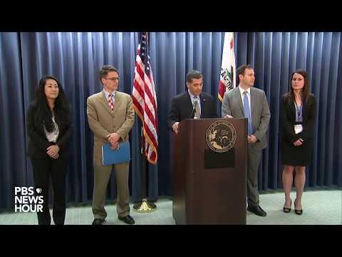 WATCH: Calif. Attorney General Xavier Becerra news conference on injunction in DACA lawsuit
