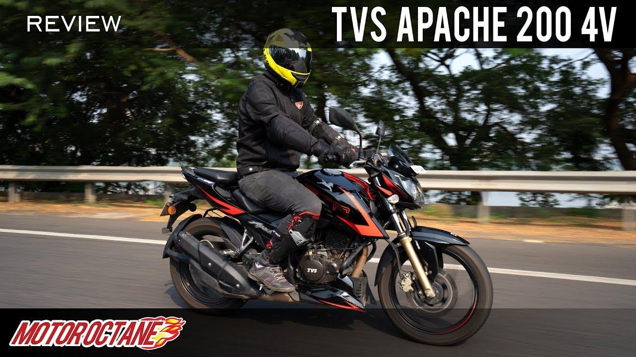 Pirelli tyres for the New TVS Apache RTR 200? » MotorOctane
