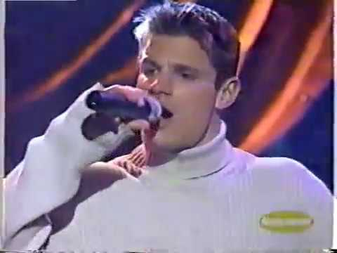 98 Degrees on All That *Because Of You*