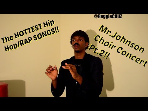 Mr.Johnsons Choir Concert PT.2!!