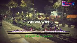 """STORY WA """"#BERTEMUDIKLATEN"""" Terbatu 2019 Pendhoza_-_Demi_Kowe_(Official_Audio_Lyric)(128k)"""