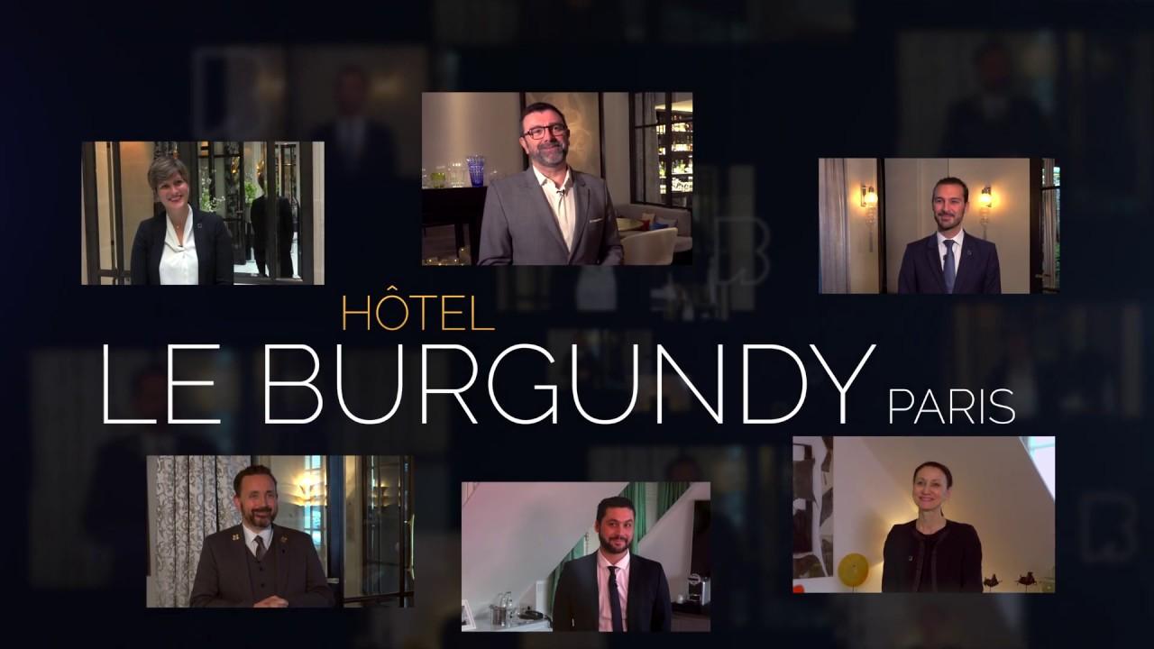Le Burgundy Hotel Partenaire Afpa Pour La Formation Aux