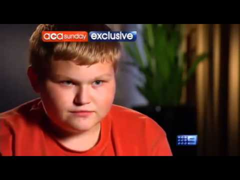 Kid pwnz his school bully - Casey Heynes Interview