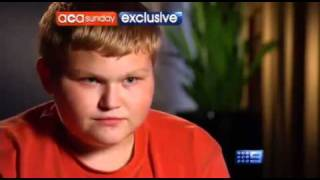 Kid pwnz his school bully - Casey Heynes Interview