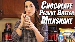 Mts Quick And Easy Chocolate Peanut Butter Milkshake With Kara Corey