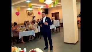 РЭП исполнение для невесты(г. Рудный Mc PILEvin).avi
