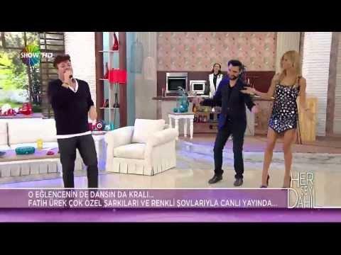 Fatih Ürek - Haydi Gidelum ( 2014 Canlı Performans )