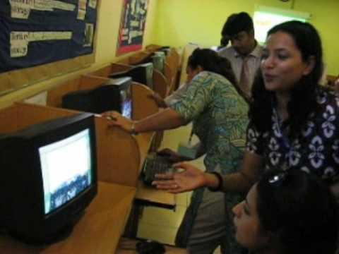 Haque Academy ICT Fair Apr2010-Typing
