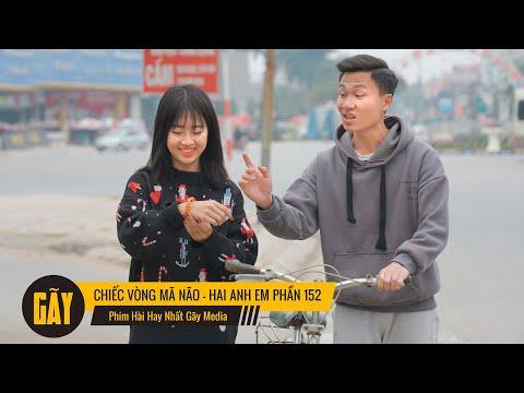 CHIẾC VÒNG MÃ NÃO | Hai Anh Em Phần 152 | Phim Học Đường Hài Hước Hay Nhất Gãy TV