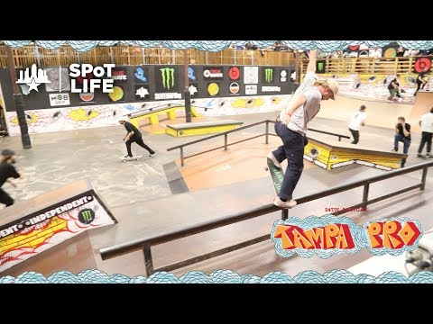 Tampa Pro 2018: Independent Best Trick – SPoT Life
