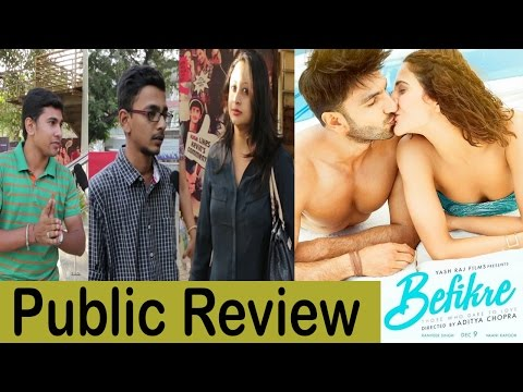 Befikre Public Review | Ranveer Singh |...