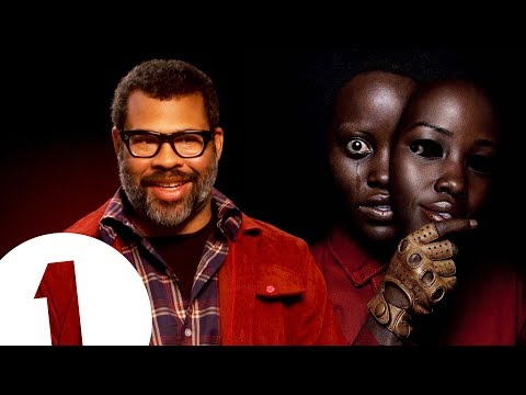 """I'm giving you the Easter Egg!"" Jordan Peele on the hidden treats in Us."