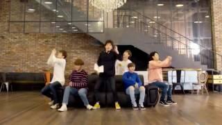 Seventeen - Pretty U Dance Practice Mirrored Ver.