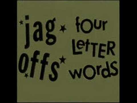 Jag-offs four letter words