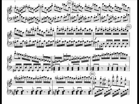 Beethoven - Waldstein Sonata op.53  (1st mvmt)
