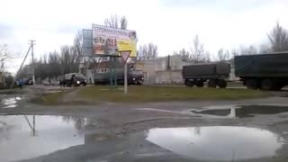 19 03 14 15 00 г Орехов Запорожской обл  БТРы(, 2014-04-10T10:50:12.000Z)