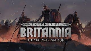 Total War Saga Thrones of Britannia - №2, Восточная Англия, Легенда. Большая Война