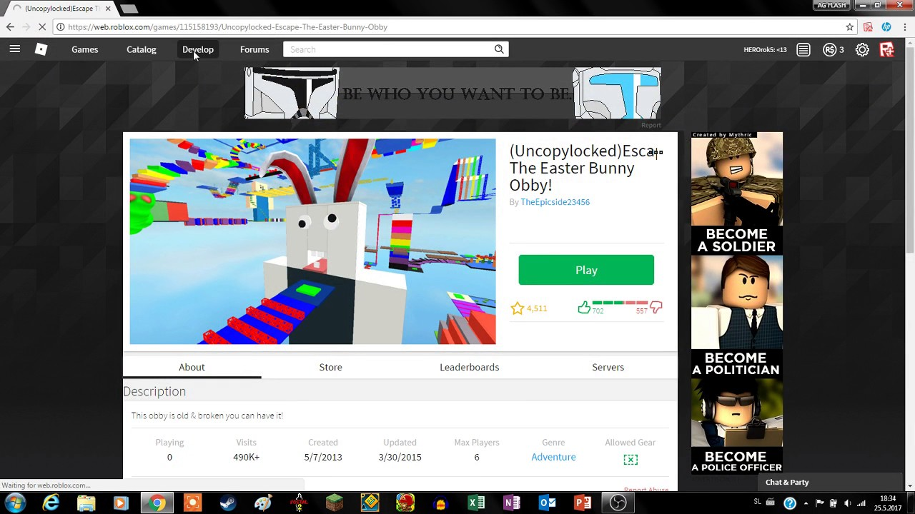 How to steal game in roblox
