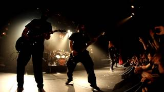 Hatebreed Live - To The Threshold/Put It To The Torch/Tear It Down HD