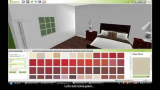4 Minute Room Design On 3dream 3d Room Planner