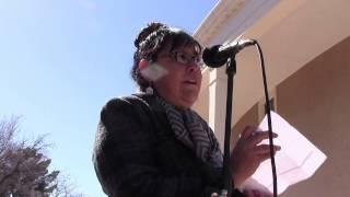 Santa Fe Indian Center - Moral Monday @ New Mexico State Capitol - Caren Gala