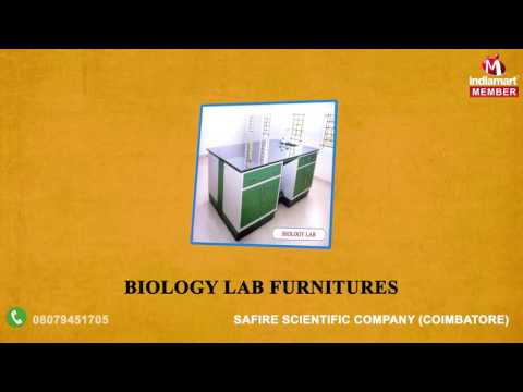Scientific Lab Equipment By Safire Scientific Company, Coimbatore