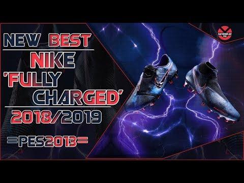 PES 2013 New Best Nike Fully Charged 2019 Phantom Venom + Phantom Vision 2018 / 2019 by DaViDBrAz