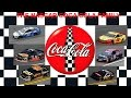 NASCAR coca cola commercials