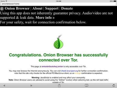 onion tor browser ios