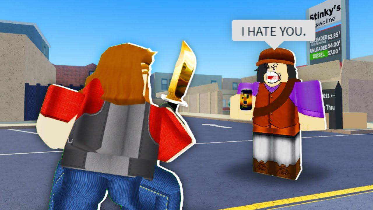 Mrcow Roblox Beating Up A Purple Team Player In Arsenal Yup Pwned Arsenal Roblox