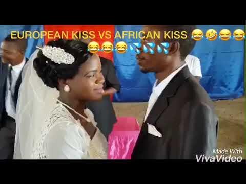 African vs Europe kissing thumbnail
