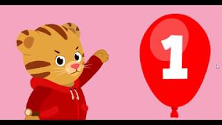Daniel Tiger's Neighborhood Spin and Sing - Daniel Tiger Game For Children